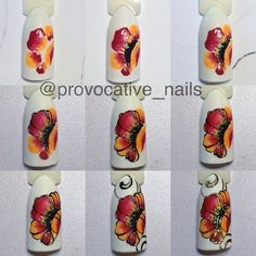 Gel polish art