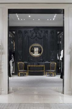 Christian Dior, 30 Montaigne Avenue Paris, Peter Marino.