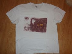 Real paintings on your t-shirts Price: 80 $