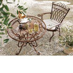 Gartenstuhl Set #gartenparty #gartenmöbel #garten #frühling #sommer  #terrasse #