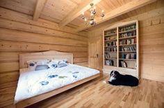 Zestaw łóżko 200 cm x 240 cm i biblioteka Białystok Centrum • OLX.pl