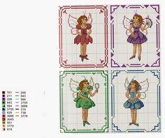 La più grande raccolta di schemi e ricami al punto croce gratuiti in grande formato, stampabili.