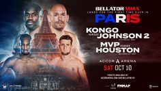 BELLATOR MMA ADDS COMBAT SPORTS LEGEND MELVIN MANHOEF, OLIVER ENKAMP AND TERRY BRAZIER TO HISTORIC PARIS EVENT ON OCT. 10   PLUS, NINE FRENCH FIGHTERS NOW SET TO COMPETE AT ACCOR ARENA   Limited tickets on sale now!   LOS ANGELES – Two exciting marquee bouts have joined Bellator Paris on Saturday, October 10 from Accor Arena in Paris, […] The post BELLATOR MMA ADDS MELVIN MANHOEF, OLIVER ENKAMP AND TERRY BRAZIER TO HISTORIC PARIS EVENT ON OCT. 10 appeared first on REAL COMBAT MEDIA.