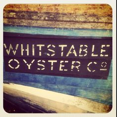 #whitstable #beach #oysters