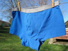 Men's Underwear pattern