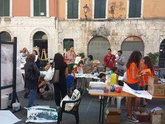 Quando Carrara si veste di arancione | Flickr – Condivisione di foto! Carrara, Street View