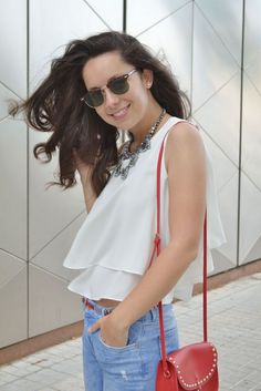 How to wear a casual outfit  : MartaBarcelonaStyle's Blog