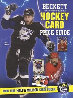 Beckett Hockey Card Price Guide No. Hockey Cards, Baseball Cards, 21 Cards, Reference Book, Price Book, Price Guide, Book Crafts, Trading Cards, This Book