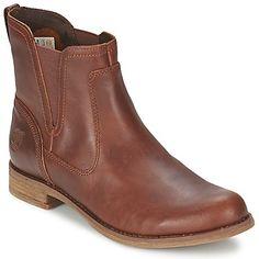 Love these Boots!!! Timberland EK SAVIN HILL CHELSEA Brun