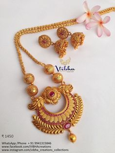 Italian Gold jewelry Set - Gold jewelry Sets Design - - Gold jewelry Videos Cartier - Gold jewelry Necklace Name Gold Mangalsutra Designs, Gold Earrings Designs, Necklace Designs, Gold Chain Design, Gold Jewellery Design, Gold Jewelry Simple, Silver Jewelry, Trendy Jewelry, Silver Ring