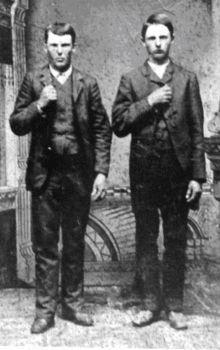 Jesse James & Frank James.