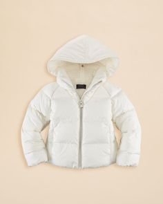Ralph Lauren Childrenswear Girls' Quilted Jacket - Sizes 2-6X