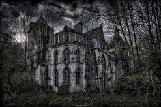 darkness is falling by Mя.Møпstɛr, via Flickr