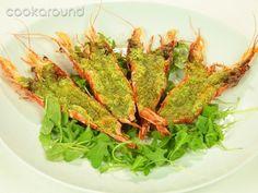 Code di gamberi al gratin: Ricette di Cookaround | Cookaround