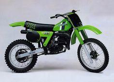1981 Kawasaki KX125 | Tony Blazier | Flickr