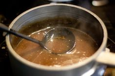 Loco Moco Gravy - A must-have when you're serving Loco Moco - a popular Hawaiian dish. Also great with any meat.