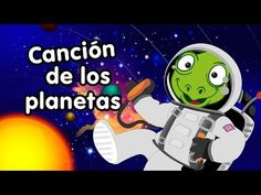 El Sistema Solar | Videos Educativos para Niños - YouTube Spanish Teaching Resources, Spanish Activities, Spanish Lessons, Astronaut Song, Solar System Song, First Lego League, Kindergarten Anchor Charts, Planet Project, Solar Activity