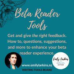 Resources for writers and beta readers to get the most out of the process. Sample questions, feedback ideas, and more. #betareaders #betareadertools #feedback #review #amwriting #critique #writerimprovement #writingtools