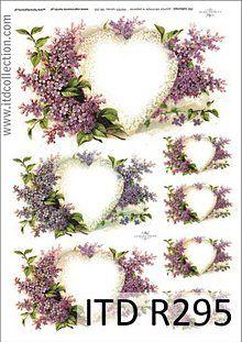 Papier - Ryžový papier R295 - 6323764_