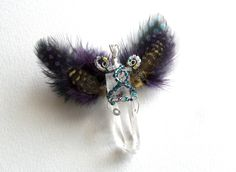 Crystal Butterfly by Joni Russell, Crystal Mist Cottages