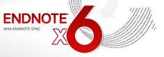EndNote X6가 출시되었습니다^^ 많이 이용해 주세요~