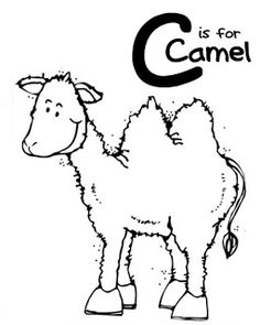 coloring pages animals alphabet youtube - photo#13