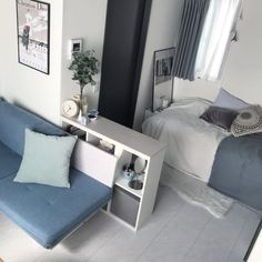 1R・1Kがちょうどいい♪おしゃれで快適な大人女子の一人暮らしインテリア実例集 | folk Loft, Cabinet, Storage, Interior, House, Furniture, Home Decor, Desk, Cover