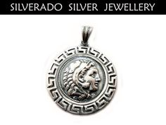 Alexander The Great Ancient Greek Eternity by SilveradoJewellery, €40.00