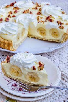 Andreea's Chinesefood blog: Tarta cu banane