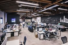 An Exclusive Tour of MeUndies' Super Cool Los Angeles Office - Officelovin