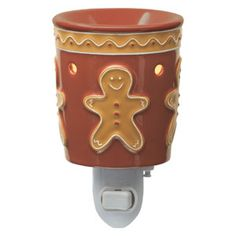 Scentsy Giveaway Gingerbread Man