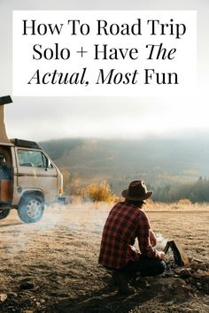 You can road trip solo! You don't need to wait for a friend to join you. Click through for tons of great tips. // http://yesandyes.org