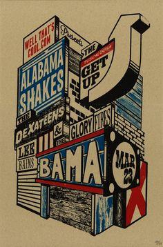 Alabama Shakes - Dexateens, The - Lee Bains Iii & The Glory Fires