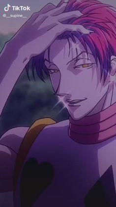 Hunter X Hunter, Hunter Anime, Boys Anime, Hot Anime Guys, Black Reaper Kaneki, Hxh Characters, Anime Wallpaper Live, Another Anime, Naruto Funny