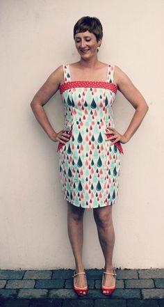"Colette ""Lily"" Dress by Trine"