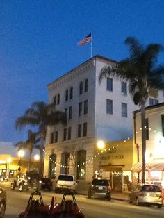 Downtown Ventura. DW