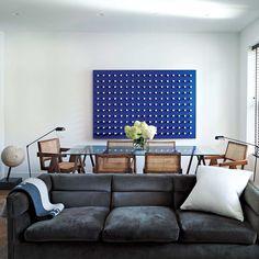 Inside an Un-Designed West Village Apartment