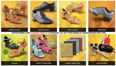 """Looking for quality dance shoes and accessories at a discounted price? Perhaps you'd like some custom madedance shoes that fit your unique style and personality. Use promo code """"LDCEXCLUSIVE15"""" to receive 15% off your order from DiscountShoesStore.com! Click on the pic for more details."""