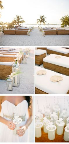 Beachwedding #Hochzeit am #Strand