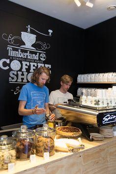 TIMBERLAND x BONANZA COFFEE IN BERLIN