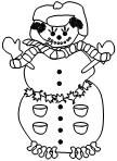 119 Best Snowman Early Learning Printables images | Early ...
