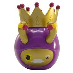 Image of Droplet Series 2 Vinyl Toy - Purple KING!
