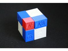 Math Expression (A+B)^3 for School Teaching by eashwarps - Thingiverse