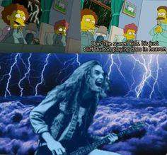 #Metal #Metallica #CliffBurton #TheMetalReview #TMR