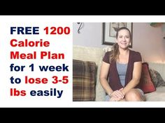 Why a 1200 calorie meal plan is ideal for women who want to lose weight | How to get rid of cellulite naturally for women over 30