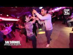 Dotty & Abdou - social dancing @ Sal'Sounds 70's - YouTube