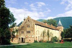 château de Thanvillé. Alsace
