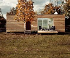 prefab-home-freedomky -- excellent article at busyboo re this stunning eco-friendly prefab including floor plans, costs and link to architect/builder [ freedomky.cz ]