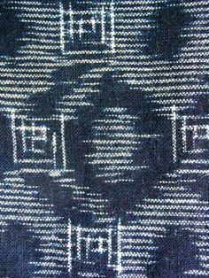 Japanese Textiles on Pinterest | Shibori, Indigo and Textiles