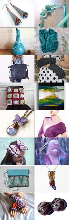 Colors that I love!!! by Morena Pirri on Etsy--Pinned with TreasuryPin.com